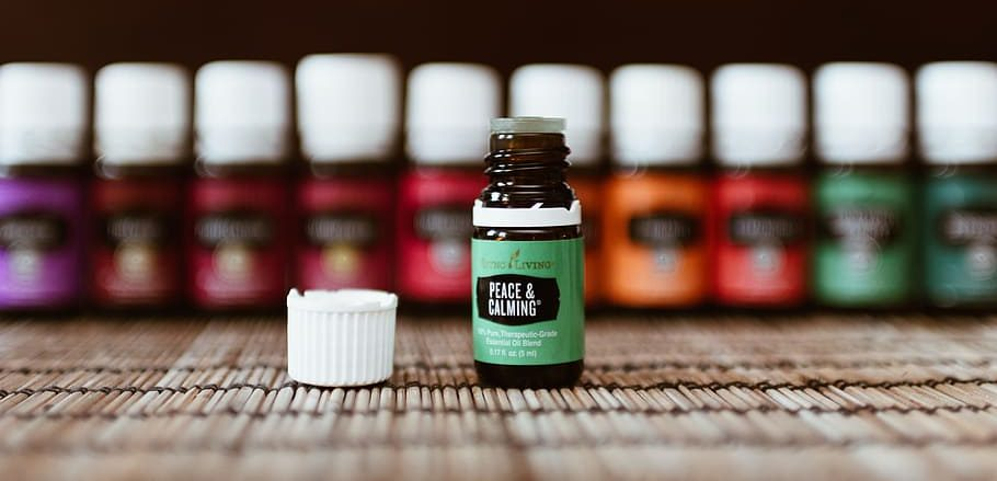 Single oils Young Living